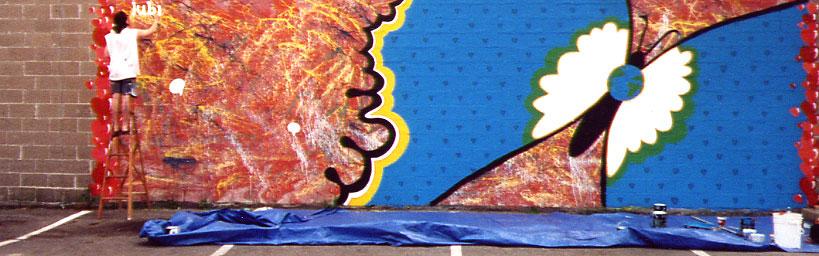 Mural masson