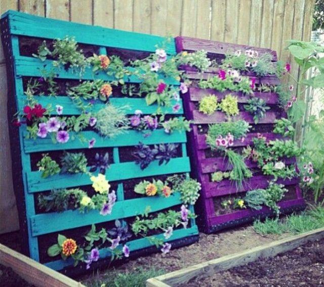 Jardin palette